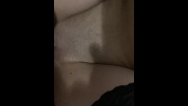 Fucking her tight wet pussy after playing sextoys