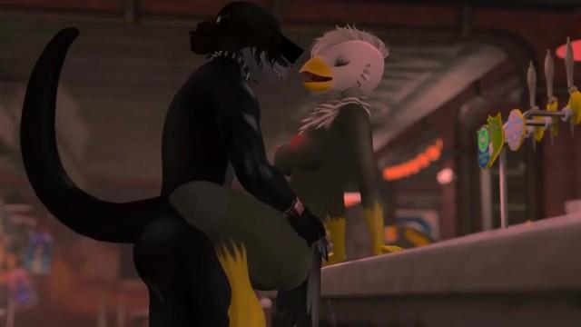 Porn furry bird Furry Bird