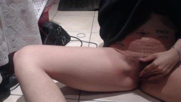 Sneaky 5 Times Edging Orgasm Fun