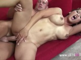 Great tits on sexy Thai MILF BANGED BY CRAZY FUCKER