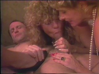 Older Woman Shows Me How To Suck Dick