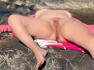 Spring nude public piss quick fuck...