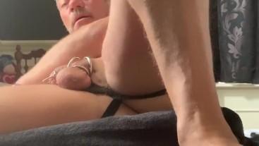 26/8 assplay on cam after K booty bunp
