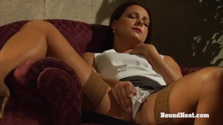 Education of Adela: Pussy Licking And Multiple Orgasms For Lesbian Madame