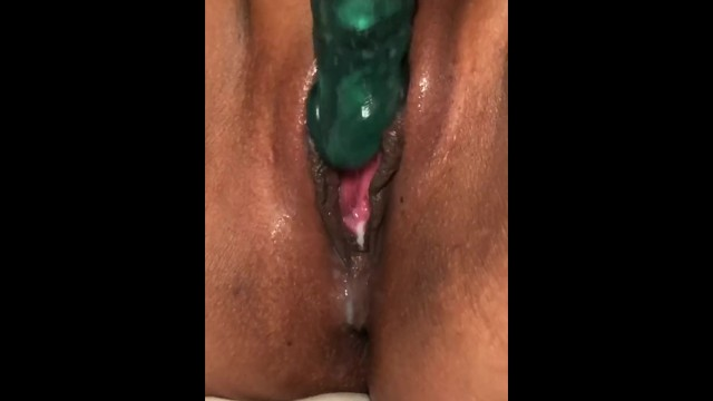 Step brother catches me masturbating sneaks up to eat creamy pussy 14