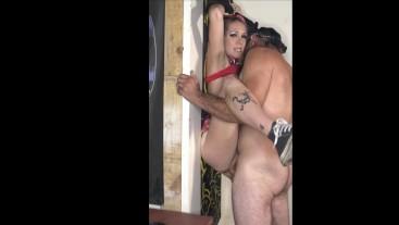 Ebony woman porn