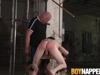 Knight ass spanked by...