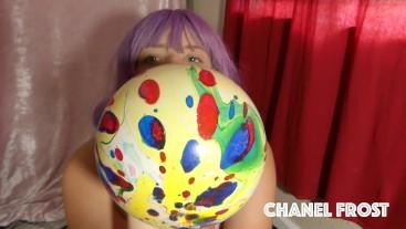 I Love Popping Balloons!