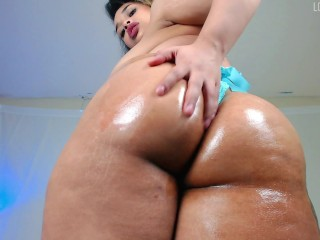 Stroke to my oily ass joi...