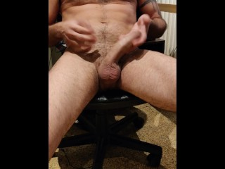 Noone can play my Cock like I do!