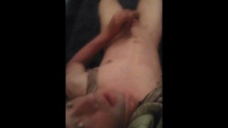 Masturbating and Watching Porn Vids Online Paused (No Cum/No Orgasm) MTF