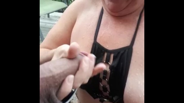 Piss on my gorgeous tits and tongue in public daddy. Please??? 42