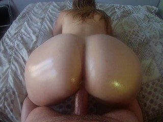 Big ass pawg nini divine gets oiled massage...