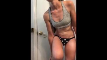 Sexy masterbation