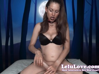 Lelu Love-Succubus Eternal Chastity For Your Soul