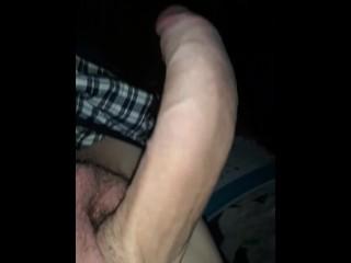 Huge cock...