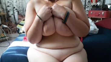 Take a Break, Get Naked, and Cum with a BBW (JOI)