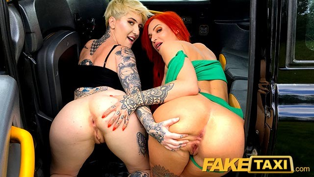 Spanked video pixie - Fake taxi and a pair of filthy sluts alexxa vice and pixie peach