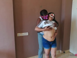 Horny big tits bengali indian bhabhi spreading her...