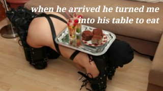 Slave training - The life of an obedient slut