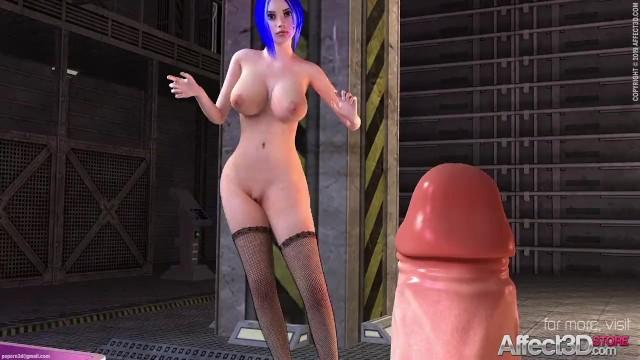 Adult fantasy scifi Scifi lesbian futanari hardcore aniamation