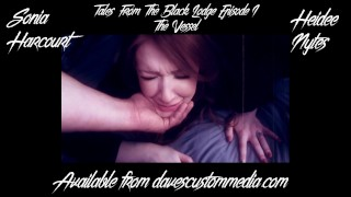Tales From The Black Lodge Teaser spanking paddling pussy eating fucking