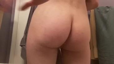 A happy little butt~