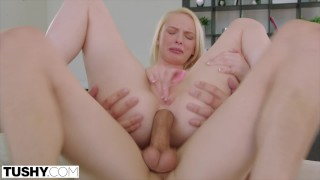 TUSHY This rocker chick is completely addicted to anal sex