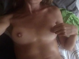 My masturbating extremely sexy...
