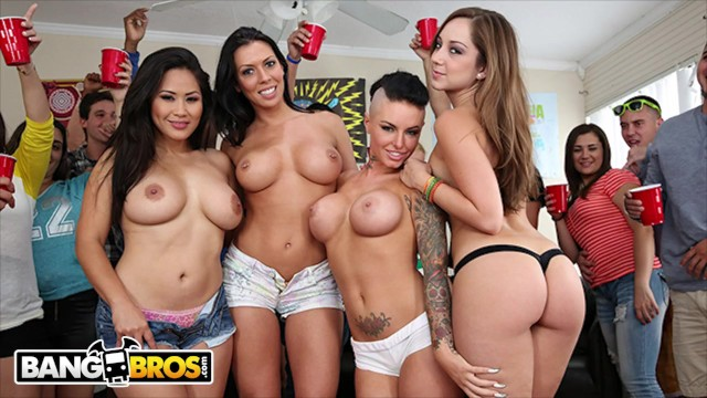 Invasions of europe by asians armies Bangbros - rachel starr, jessica bangkok remy lacroix invade college dorm
