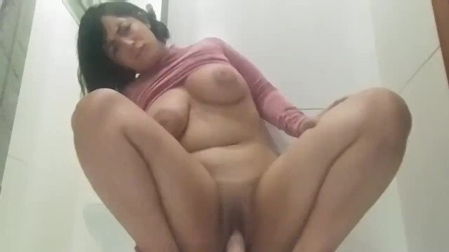 Big Bouncing Tits Riding