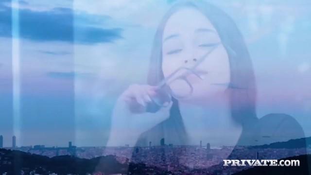 PrivateCom - Ginebra Bellucci - Poolside Interracial Anal! 1
