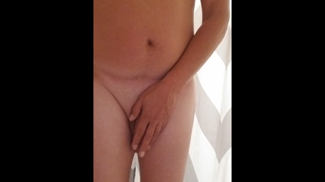 My brothers cock felt so good - Piss desperation, felt so good to finally release it.