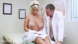 Trickery - Doctor Fucks Big Boobs Blonde Patient Anal
