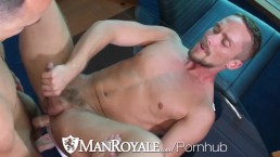 ManRoyale Work And Play All Day With Hunks