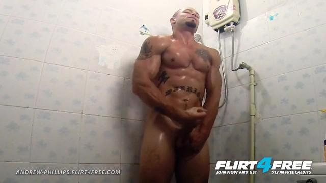 Bill phillips body for life gay Andrew phillips on flirt4free - muscle stud showers ripped body big cock