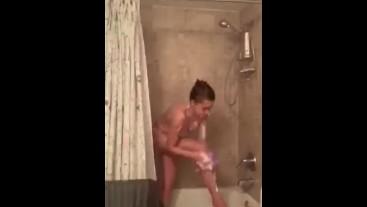 Spy Shower Video Friends Mom