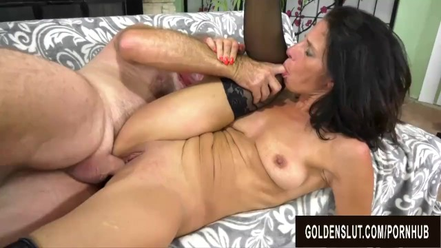 Wild older woman and sex Slender older slut keli richards enjoys wild and lusftul mature sex