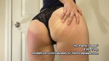 HD Panty Tease - PREVIEW