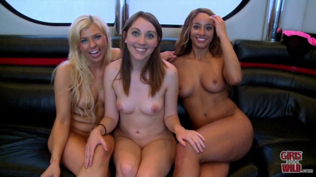 Young housewife pussy fingering galleries - Girls gone wild - interracial lesbian threesome with young new friends