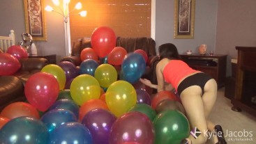 50 Crystal Balloons