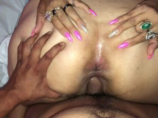 FUCKING 40 YEAR OLD MILF AT HOTEL AFTER I MADE HER SQUIRT