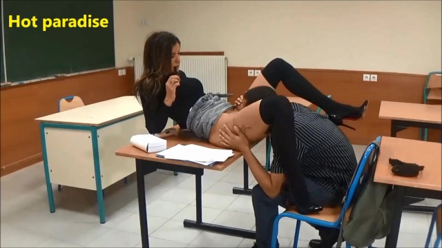 Nude clips from private lessons A math teacher takes pleasure with a sexy student during a private lesson