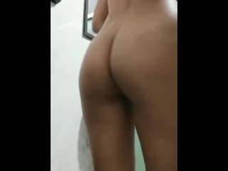 Bathroom butt spread