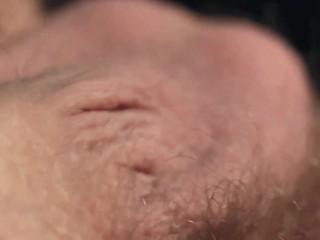 Erotic Close Up Solo Jerk and Cum