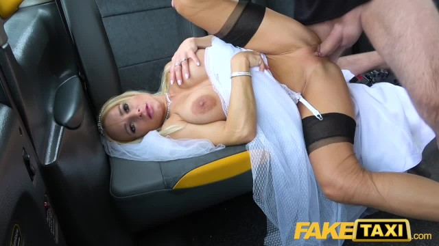 Wedding stripper Fake taxi sexy tara spades creampied on her wedding day