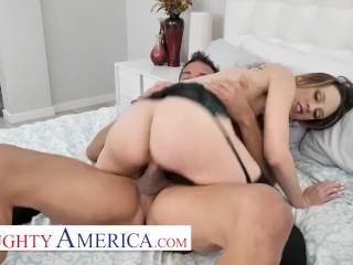 Naughty America Vanessa (Katrina Jade) fucks her best friend's husband