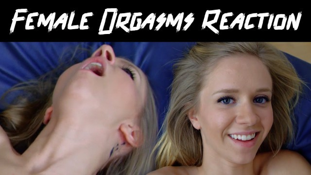 Angel jennifer james porn Girl reacts to female orgasms - honest porn reactions audio - hpr02