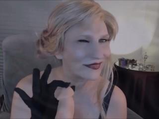 Satin mesmerizing edging joi by mistress chadford...