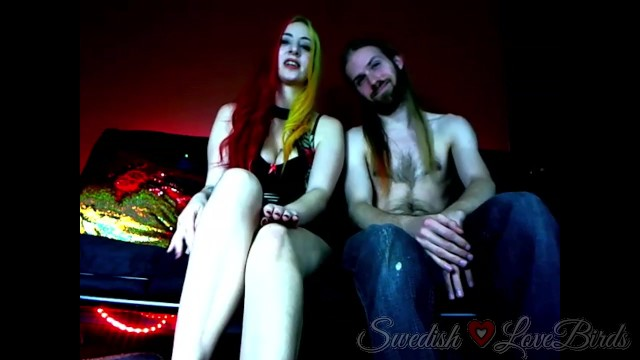 Hot young alpha couple POV Foot Domination 20